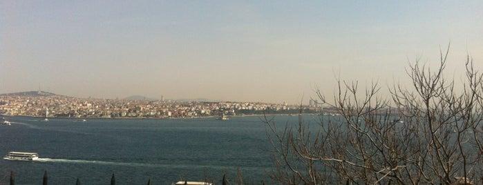 Cihangir Camii is one of Tarih/Kültür (Marmara).
