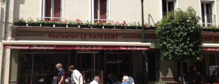 Le Sain Sert is one of RestO.