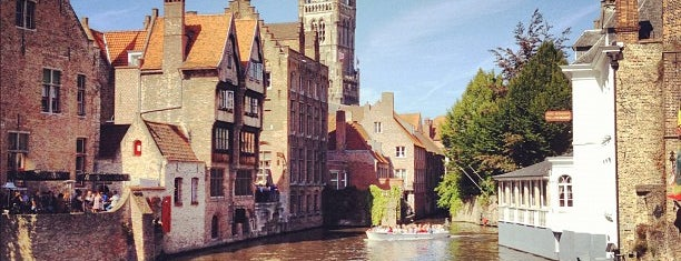 Bruges is one of Europa 2014.