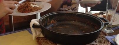La Carmanyola is one of A comer y a beber.