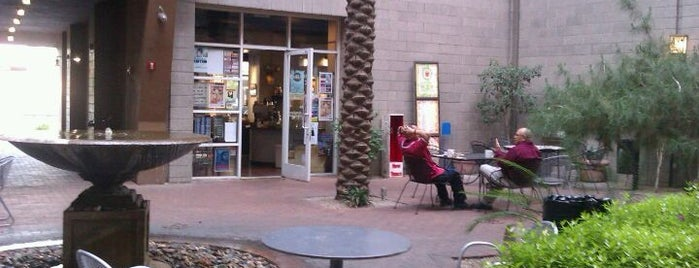 Fair Trade Cafe is one of Arizonaaa.