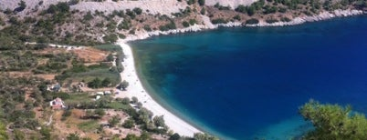 Elinda Beach is one of Chios.