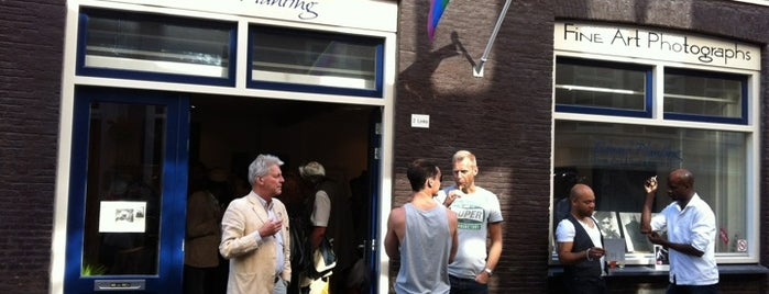 Eduard Planting Gallery is one of De Jordaan 1/2.