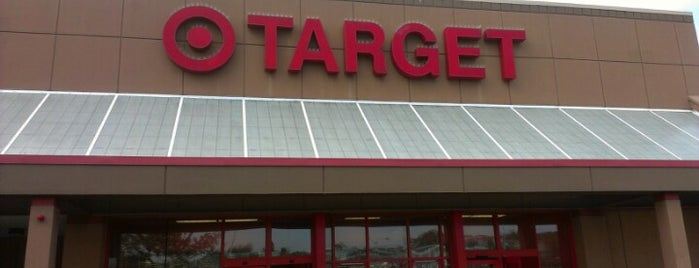 Target is one of Locais curtidos por Katherine.
