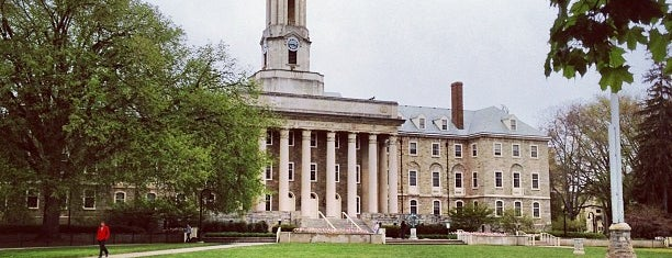 Old Main is one of PA State College.
