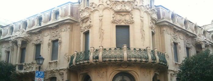 Palacio de Longoria is one of The Best Of Madrid.