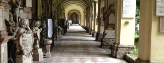 St. Sebastian Cemetary is one of Around The World: Europe 4.