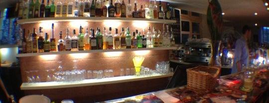 Kavárna Mlýnská is one of prazsky bary / bars in prague.
