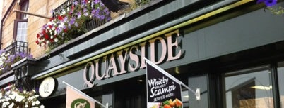 Quayside Restaurant is one of Posti che sono piaciuti a Victor.