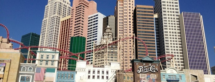 New York-New York Hotel & Casino is one of All-time favorites in United States (Part 1).