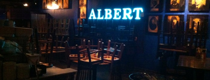 The Albert is one of StorefrontSticker City Guides: Atlanta.