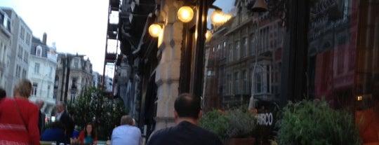 San Marino / Borsalino is one of Italian in Gent.