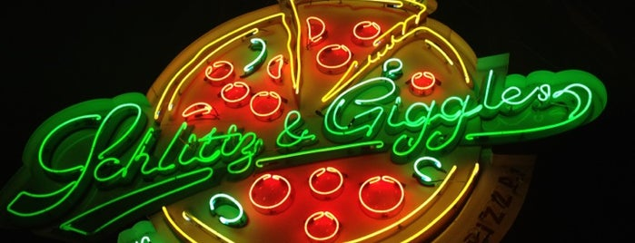 Schlittz & Giggles is one of Best of BR.
