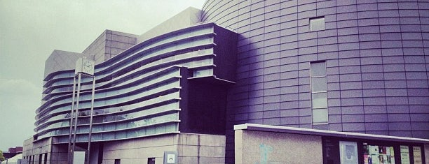 Kyoto Concert Hall is one of Yuki's Liked Places.