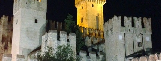 Castello Scaligero is one of Sirmione.