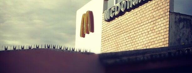 McDonald's is one of Orte, die Cidomar gefallen.