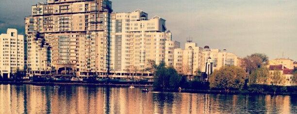 Набережная реки Свислочь is one of на картошку.