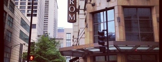 Nordstrom is one of Two days in Chicago, IL.