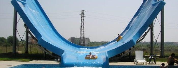 Action Aquapark is one of Bulgaria.