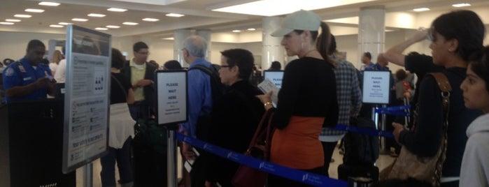 TSA Passenger Screening is one of Mouni's Liked Places.