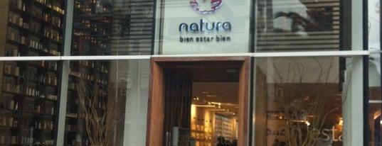 Casa Natura is one of Cuerpo y alma.