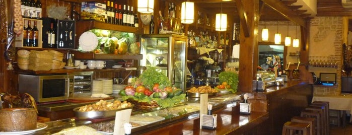 Taverna del Racó del Plà is one of Arroces.