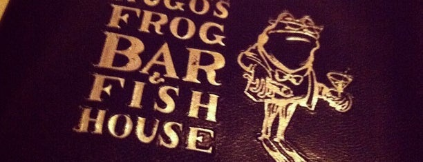 Hugo's Frog Bar & Fish House is one of Chicago: I'm Starving.