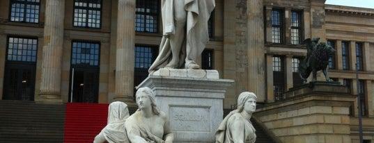 Schiller-Denkmal is one of Berlin unsorted.