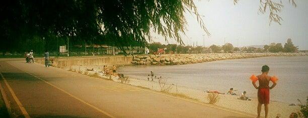 Suadiye Plajı is one of Istanbul.