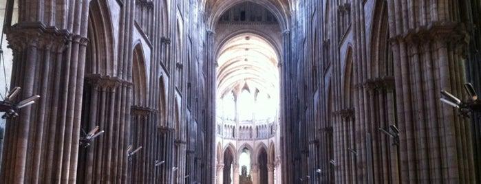 Cathédrale Notre-Dame de Rouen is one of Recommandations.