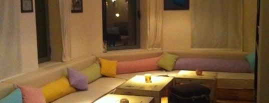 Scuba Bar & Dinner is one of Tempat yang Disukai Smiley.