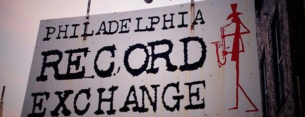 Philadelphia Record Exchange is one of Pennsylvania.