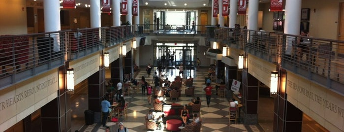 The Ohio Union is one of Guide to Columbus's best spots.