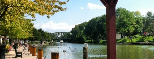 Pittsford Canal is one of Take zucchini.