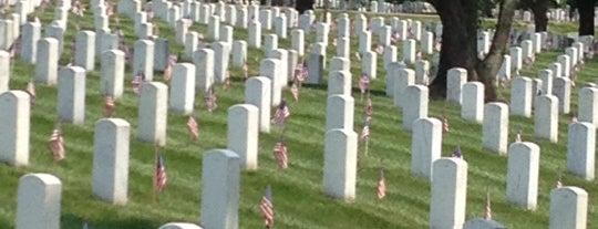 Arlington National Cemetery is one of Washington DC.