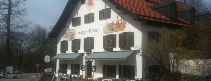 Fischerrosl is one of Starnberg.