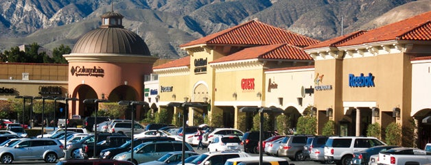 Cabazon Outlets is one of LA.