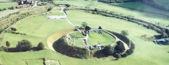 Old Sarum is one of Locais curtidos por Carl.