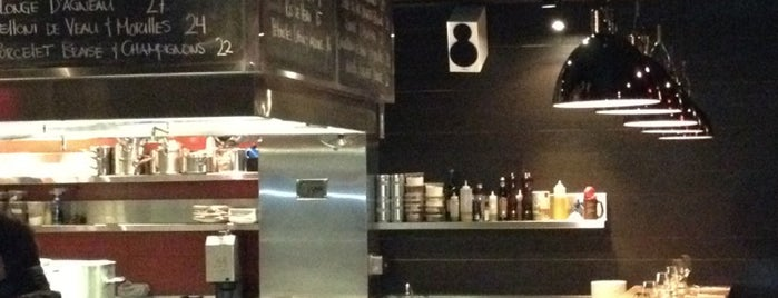 Bistro B is one of Food & Drink.