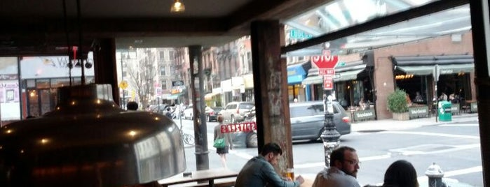 Spitzer's Corner is one of NYC.