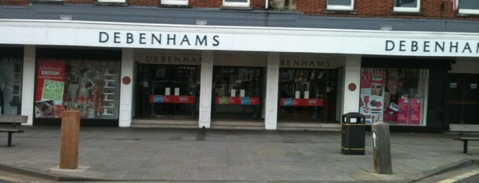 Debenhams is one of Locais curtidos por Carl.