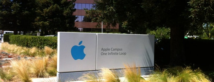 Apple Inc. is one of Bay Area.