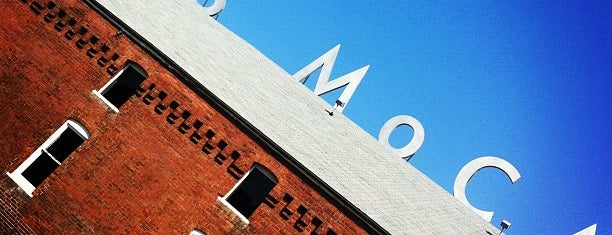 MASS MoCA is one of MA.