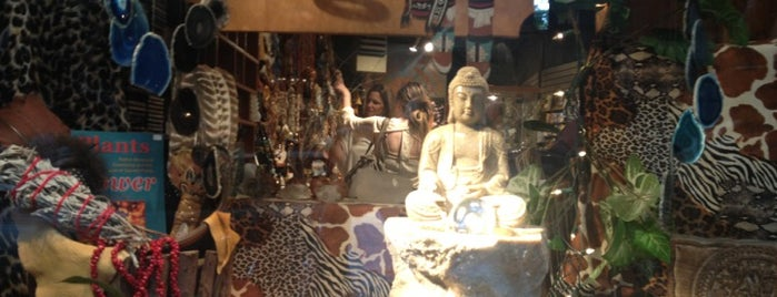 Stick Stone & Bone is one of Spiritual Shops.
