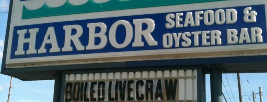 Harbor Seafood & Oyster Bar is one of New Orleans.