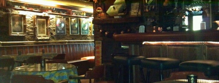 The Blind Lemon is one of F&W's Coziest Restaurant.