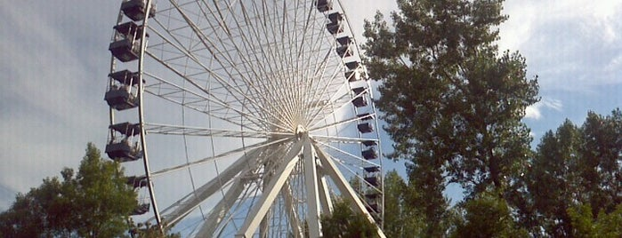 Grande Roue is one of **Montréal**.