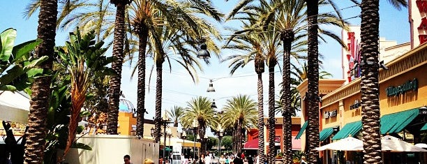 Irvine Spectrum Center is one of California.