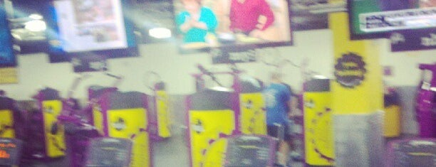 Planet Fitness is one of Fav Places.