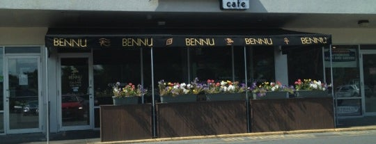 Bennu Cafe is one of Orte, die tara gefallen.